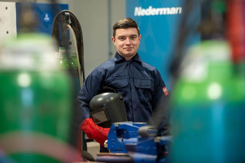 Image of Declan McEleney (ApprenticeshipNI Welding)