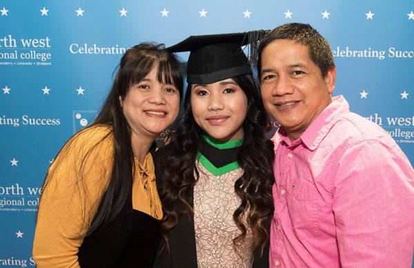 Higher Education Graduate