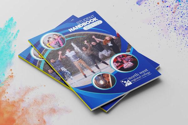 Student Handbook 2021 Mockup