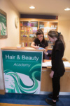 NWRC Limavady Hair Beauty Academy Reception