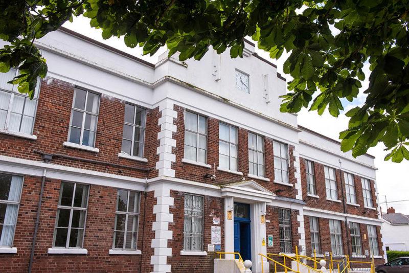 NWRC Strabane Campus Exterior