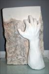 Ceramics hand