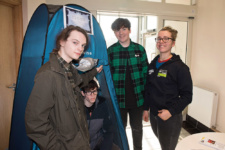 Student union camping