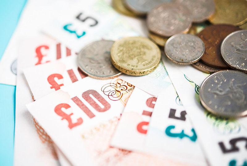 Student finance header