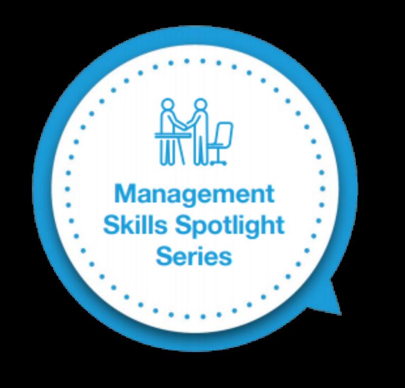 Management spotlight logo