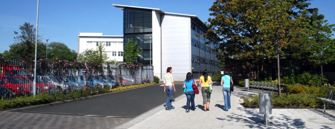 NWRC campus Limavady