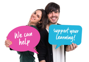 We Can Help Support Your Learning