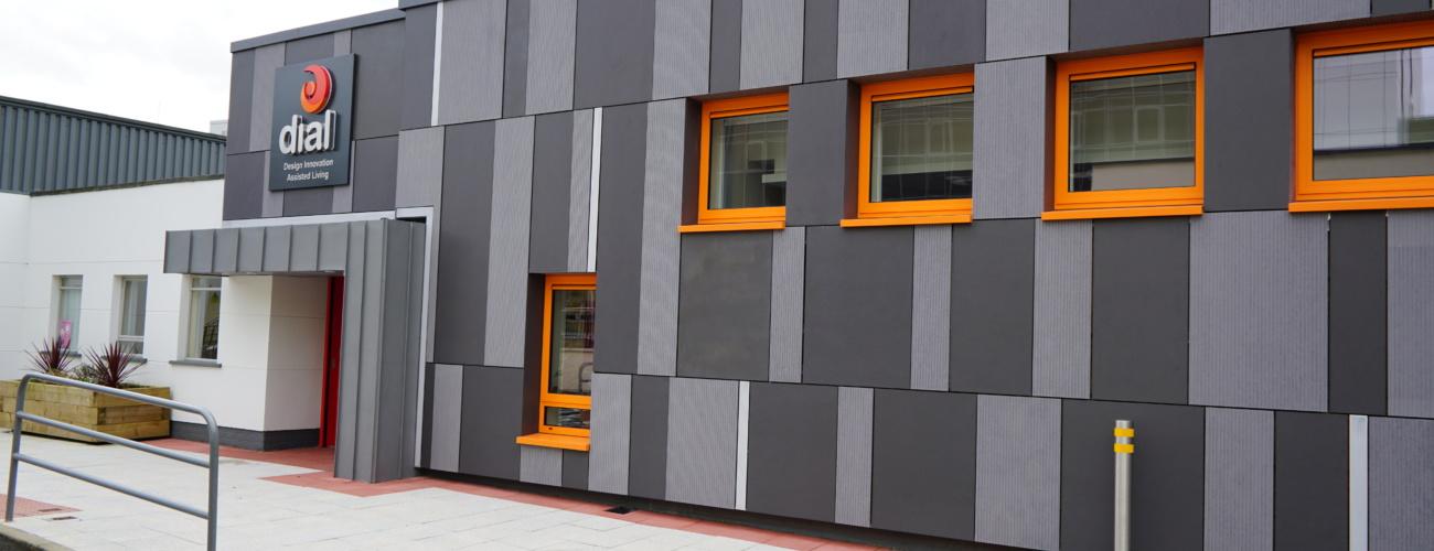 Design Innovation Assisted Living Building