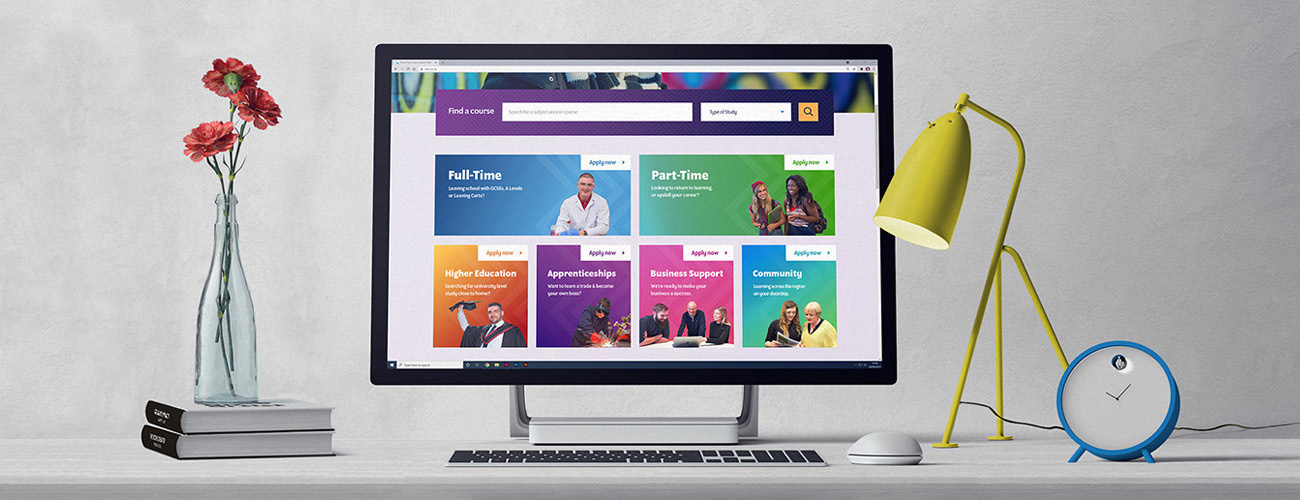 Your new nwrc college website