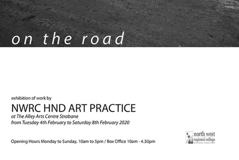 Web NWRC HND Fine Art Poster On the road 002
