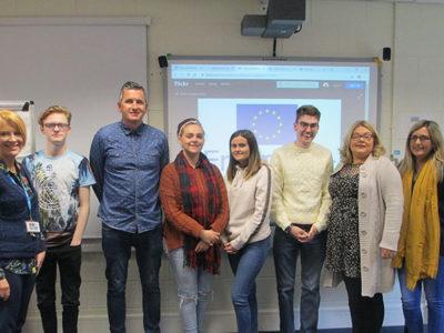 NWRC students prepare for European trip