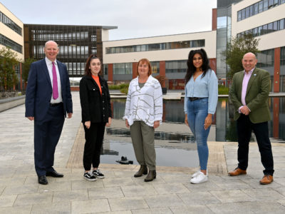 Further Education Colleges join skills revolution as Northern Ireland receives world class skills boost