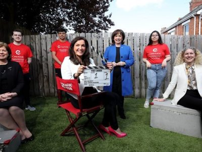 Young Filmmakers Call Action On Three New Cinemagic Productions
