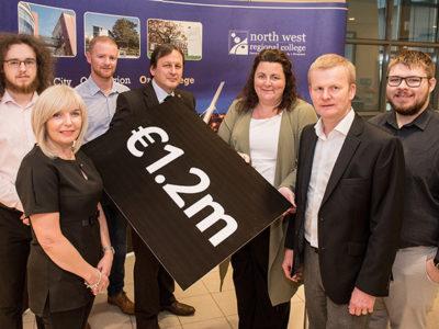 NWRC secures €1.26 million of Erasmus+ Funding