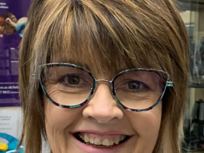 NWRC's Karen Moore receives  MBE for services to Education