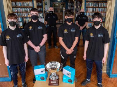 Lumen Christi Solar Designs win NWRC Engineering Cup