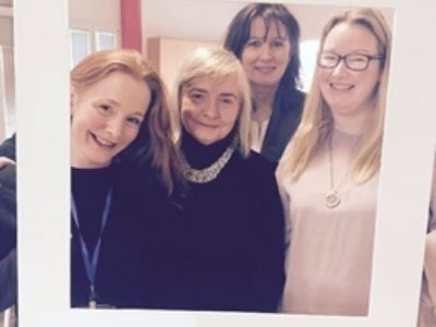College staff attend Social Media training in Italy