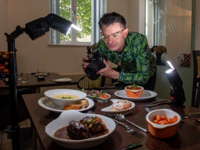 NWRC offers NI's first accredited qualification in Food Photography
