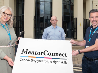 Mentor Connect Online resource at NWRC showcases the benefits of NI's Apprentice Scheme