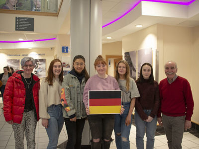 Art and Design students bound for Nuremberg
