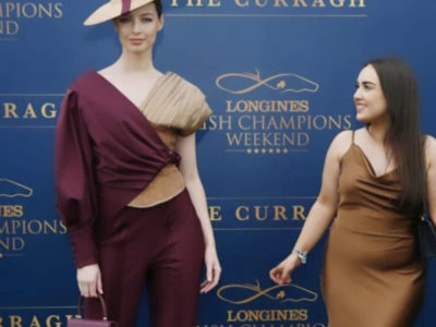 Artist Aoife in the race for successful career as fashion designer
