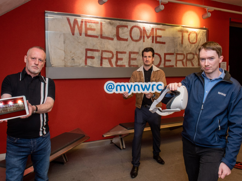 Museum develops interactive virtual tours with help from NWRC