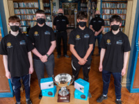 Lumen Christi Solar Designs win NWRC Engineering Cup