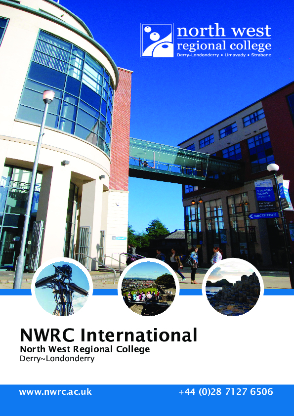 NWRC International Brochure
