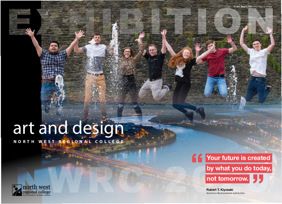 NWRC Art and Design Full-Time Courses