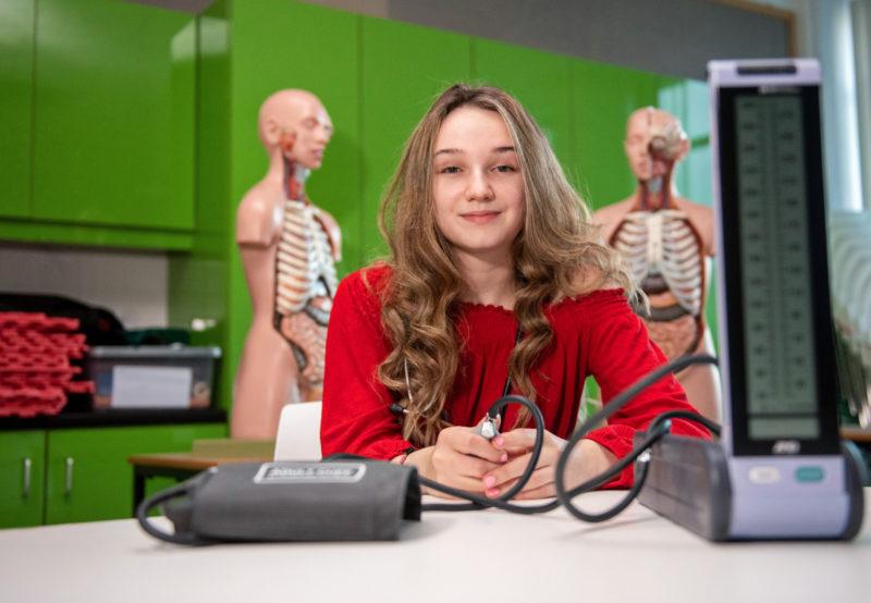 Image of Amy Hutcheon (Health Sciences)